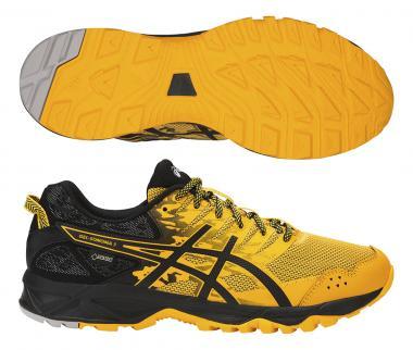 44ce9f1bba Asics Gel-Sonoma 3 GTX férfi futócipő (sárga-fekete-szürke)